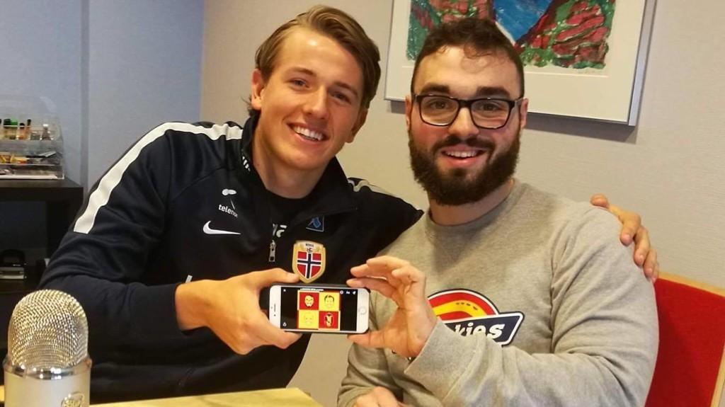 AKTUELL: Sander Berge møtte podcasten LaLigaLoca, og snakket om alt fra spansk fotball til interessen fra Sevilla.