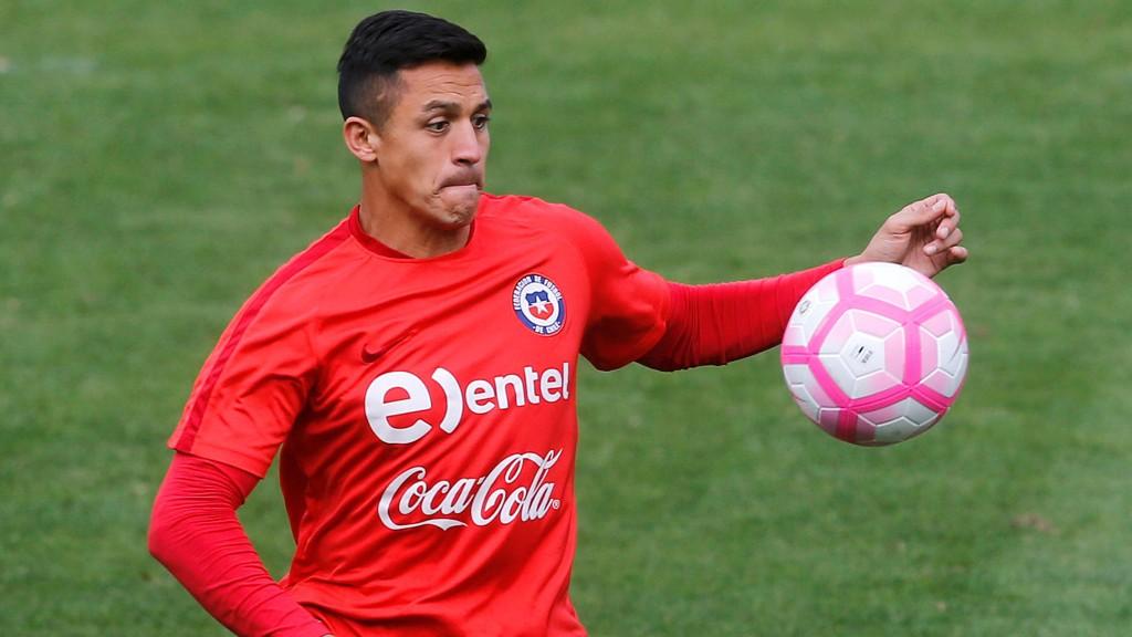 NÆRMER SEG OVERGANG?: Manchester City skal fortsatt være interesserte i Alexis Sánchez.