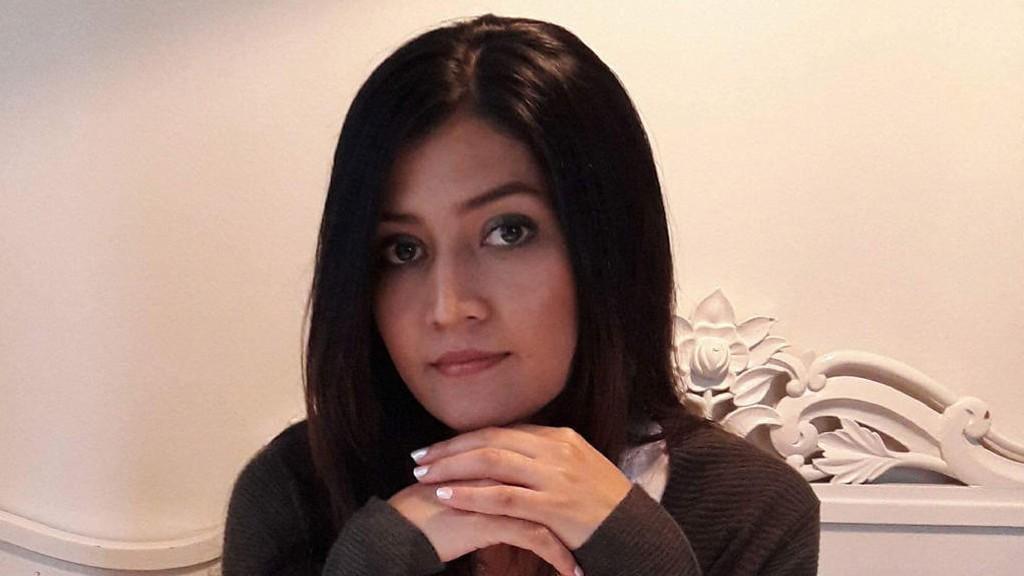 TVANGSGIFTET: Maryam Nazari ble tvangsgiftet som 12-åring, men greide å rømme til Sverige. I dag kjemper hun for unge jenters frihet.