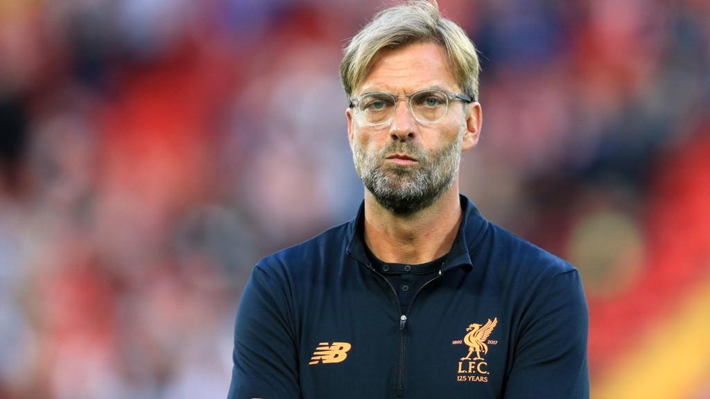 LIVERPOOL-MANAGER: Jürgen Klopp kan få en ny dose med Coutinho-spekulasjoner i tiden som kommer.