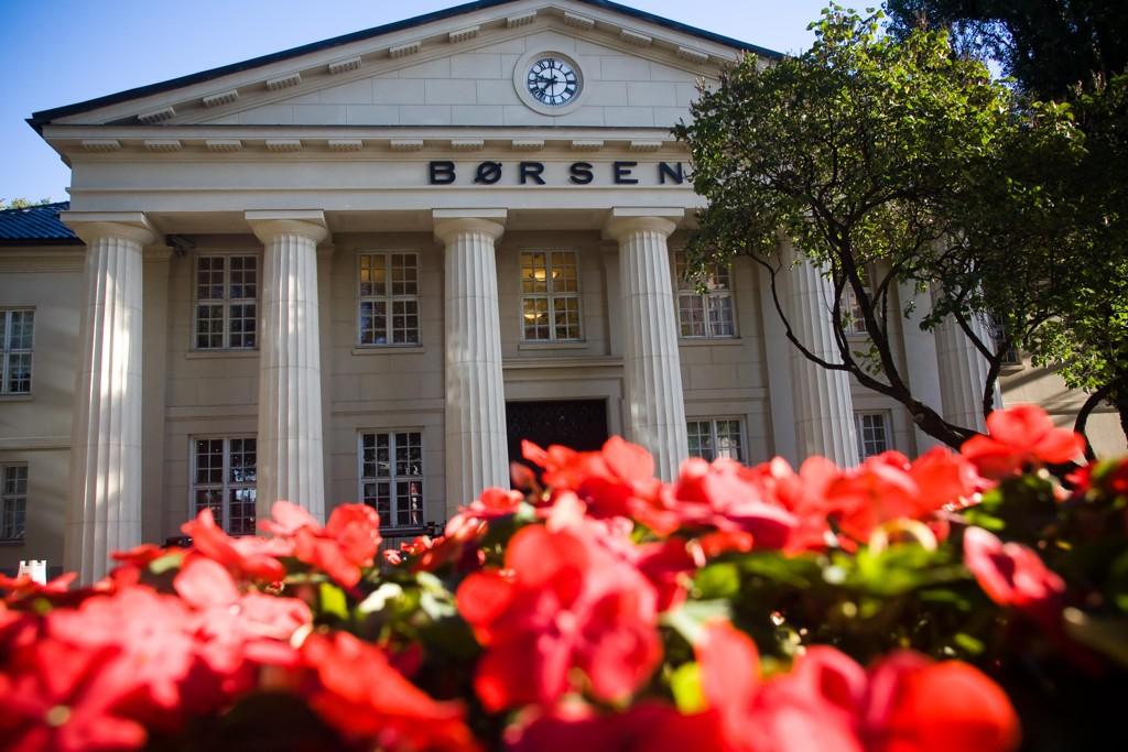 TORSDAG passerte hovedindeksen på Oslo Børs 790 poeng.