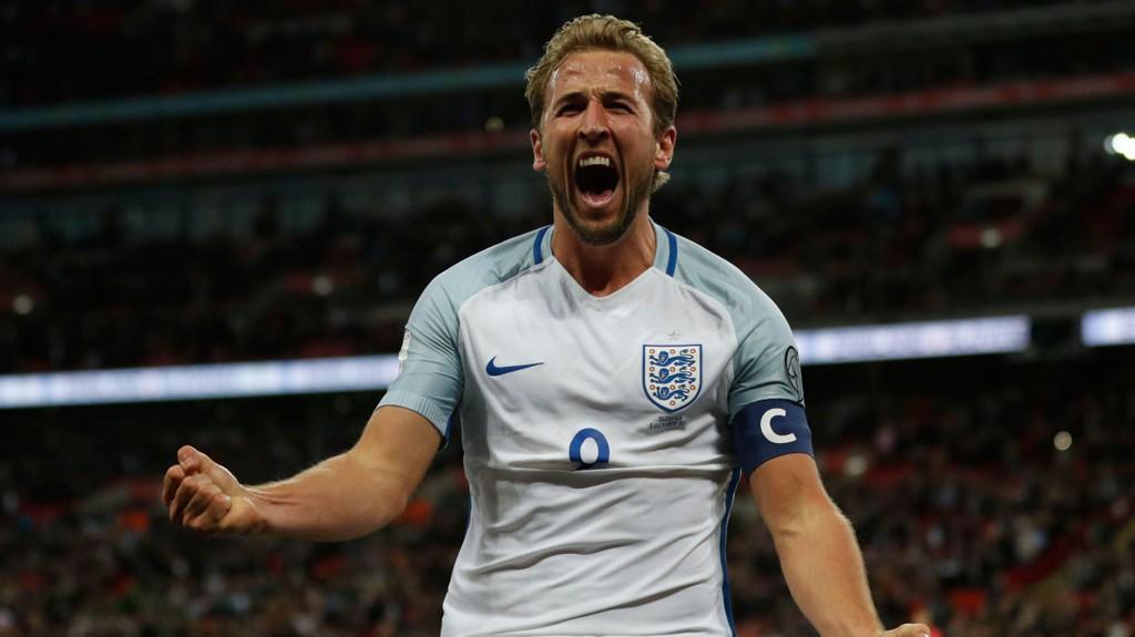 ETTERTRAKTET: Manchester United skal stå klare til å by stort på Harry Kane.
