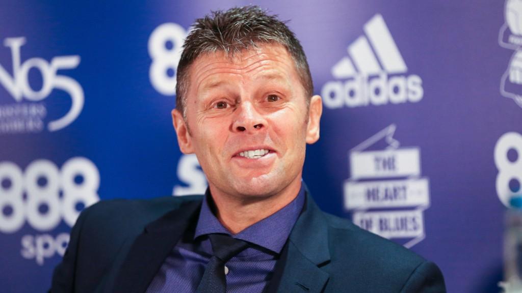 Birminghams nye manager Steve Cotterill har fått jobben med å få Birmingham ut av nedrykksstriden.