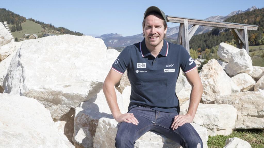 Emil Hegle Svendsen lader opp til sesongen i naturskjønne omgivelser i Frankrike.