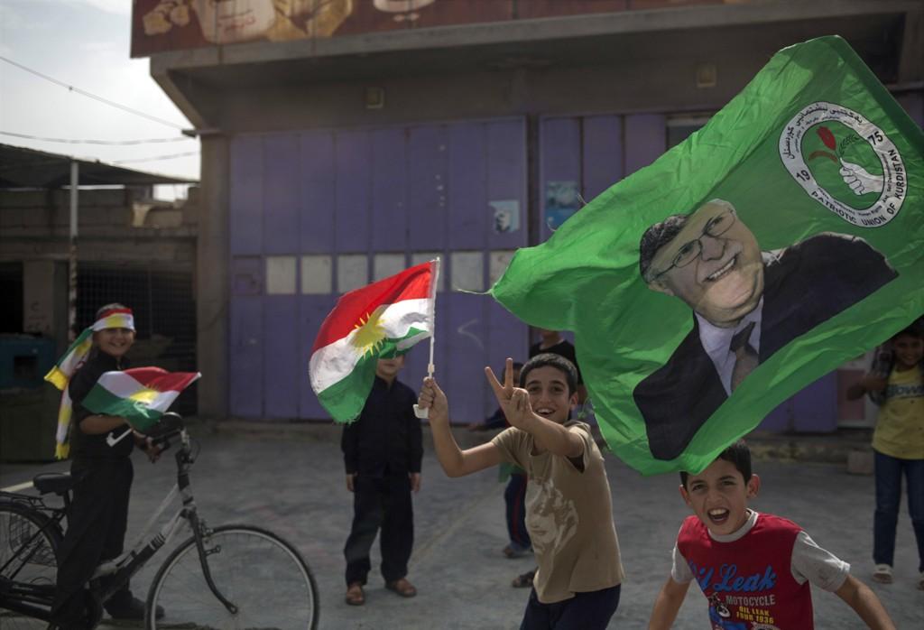 KIRKUK: I september deltok Kirkuk i den kurdiske folkeavstemmingen for uavhengighet. Nå vil irakiske myndigheter sikre kontroll med provinsen.