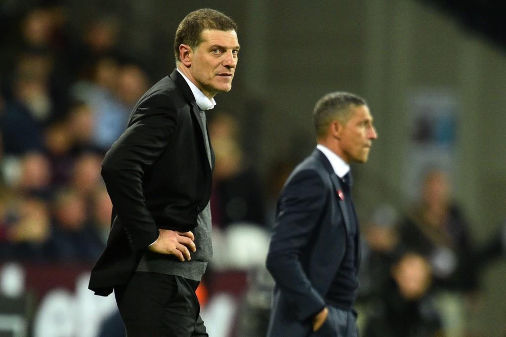 LEVER FARLIG: West Ham-manager Slaven Bilic.