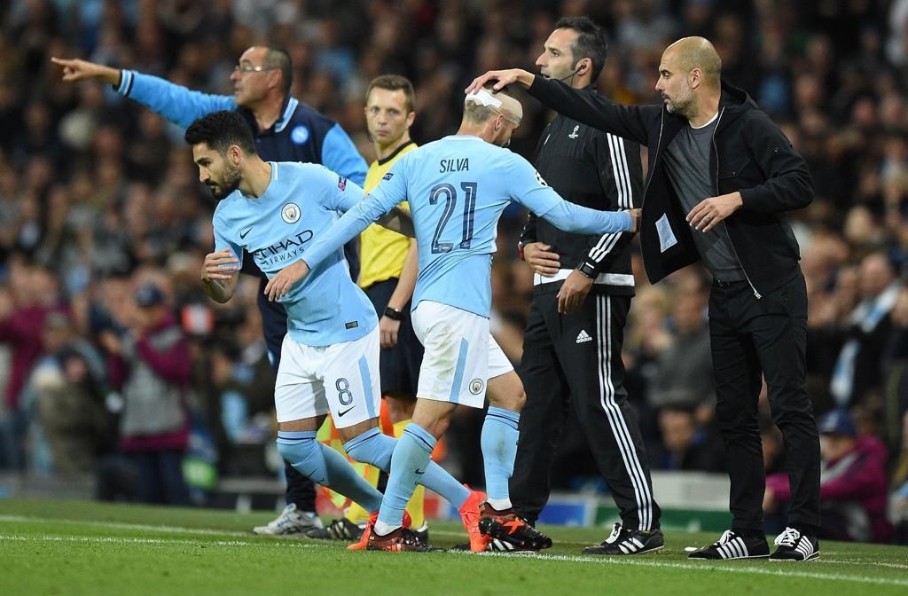 SKEPTISK: Pep Guardiola vet at motgangen vil møte laget hans.