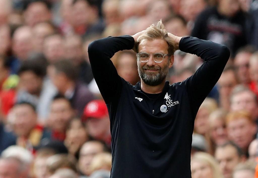MØTER SPURS: Liverpool får ikke mye tillit på våre tippetips denne lørdagen.