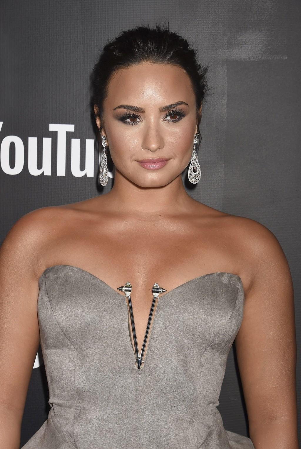 Demi Lovato delte forrige uke et bilde på instagramstoryen sin som har fått mye oppmerksomhet.