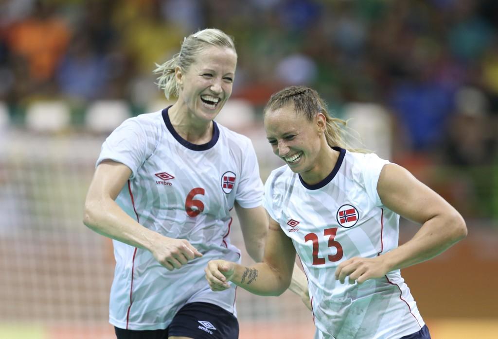 VIL LÆRE: Kineserne har fattet interesse for den norske håndballsuksessen.