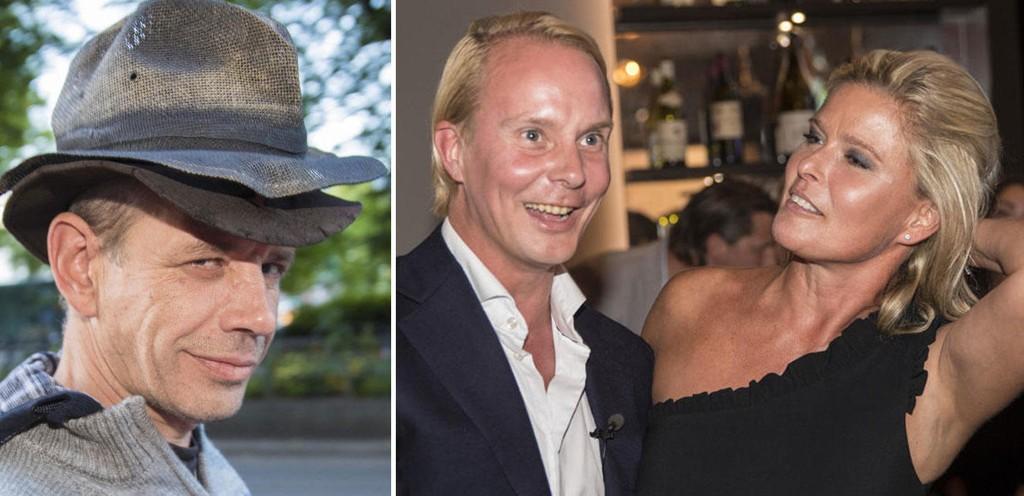 TJENER MINDRE: Men Leif Einar «Lothepus» Lothe (48) har likevel en solid inntekt, og tjener langt mer enn Vendela Maria Kirsebom (50) og Petter Andre Pilgaard (37).