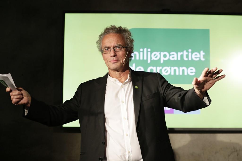 Rasmus Hansson er ferdig som talsperson for Miljøpartiet De Grønne når landsmøtet heves neste år.