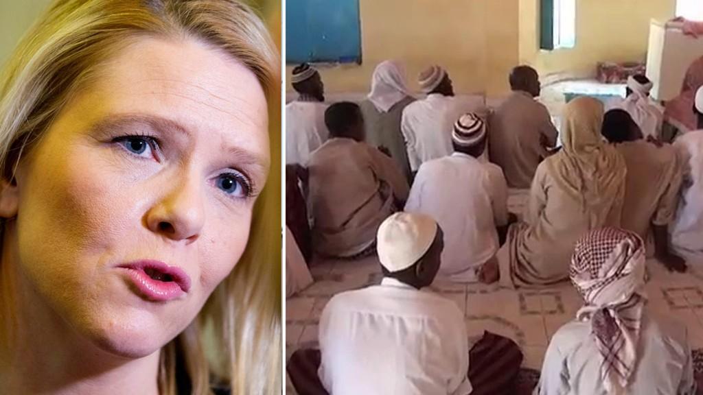 Innvandring- og integreringsminister Sylvi Listhaug kaller inn til hastemøte etter å ha hørt fortellinger fra koranskole i Somalia