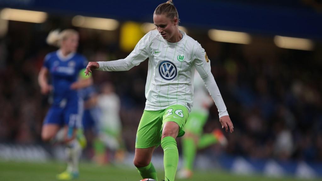 Enkelt Wolfsburg