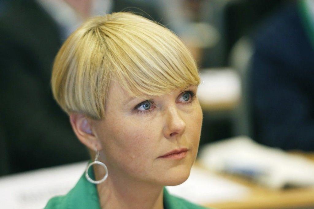 Sp- nestleder Anne Beathe Kristiansen Tvinnereim har lenge hatt som fanesak å stoppe asylreturer.