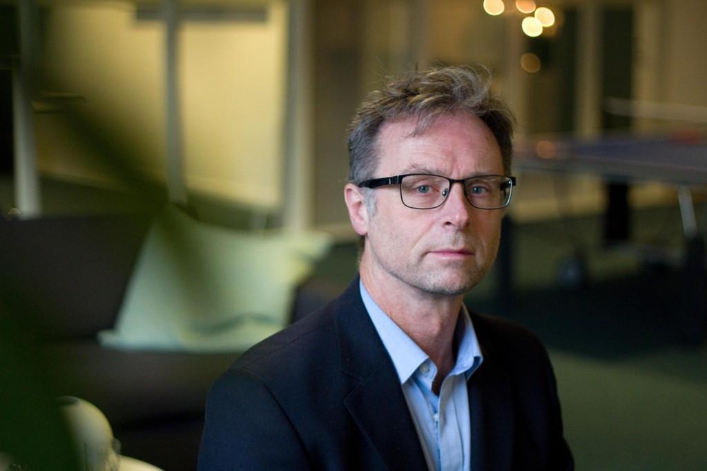 OPPGITT: Seniorforsker Erling Holmøy er usikker på fremtiden i SSB. Han har allerede startet prosessen med å finne jobb utenfor byrået.