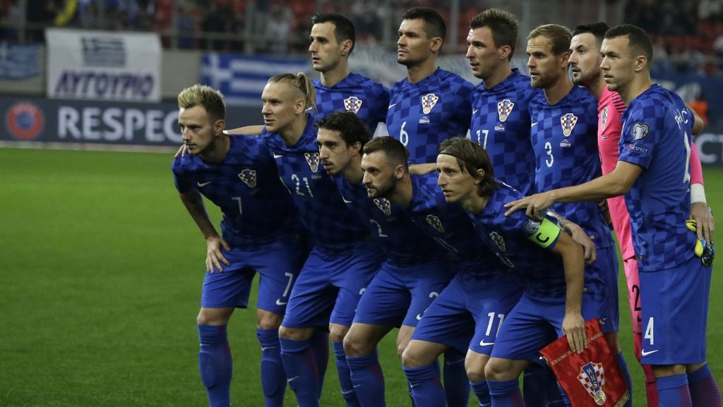 TIL VM: Kroatia kvalifiserte seg til nok et VM.