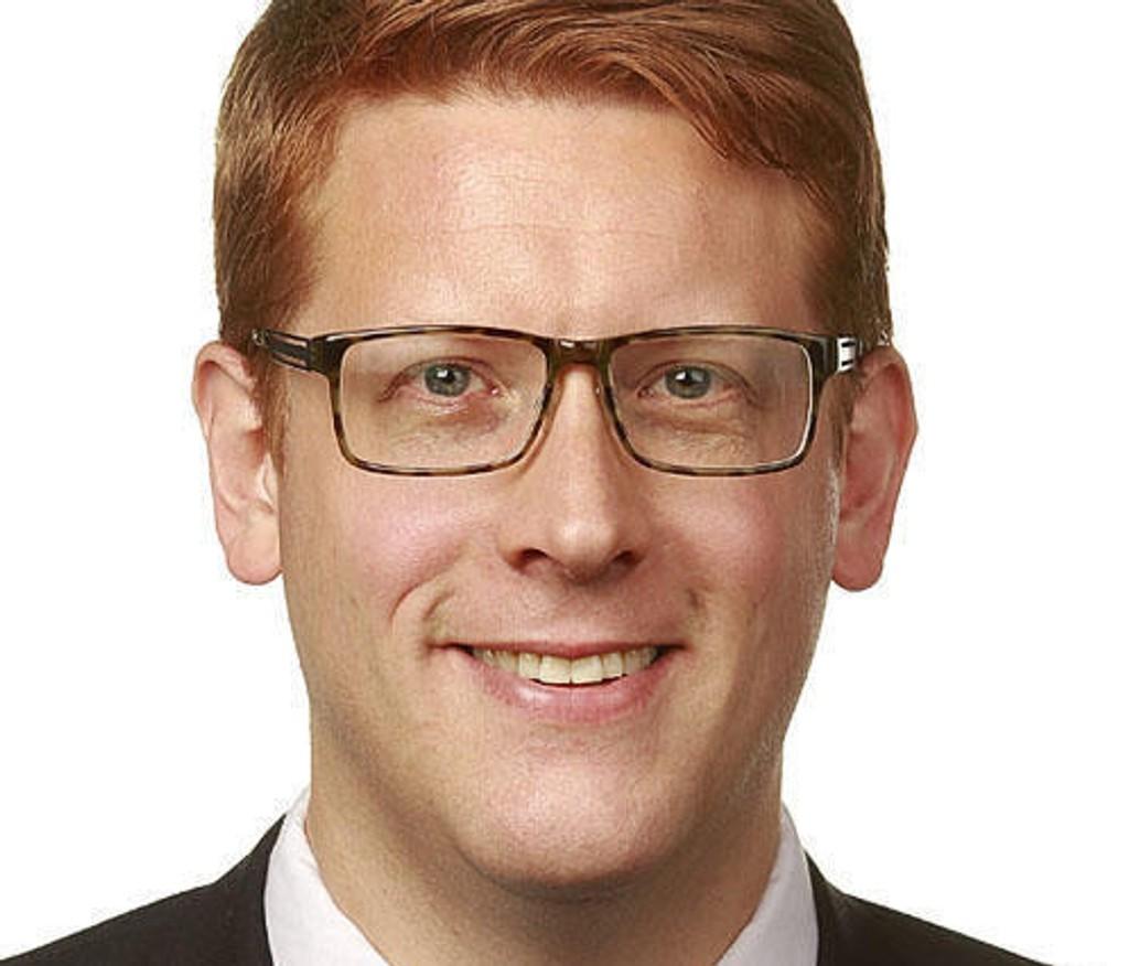 Aps utdanningspolitiske talsperson Martin Henriksen.