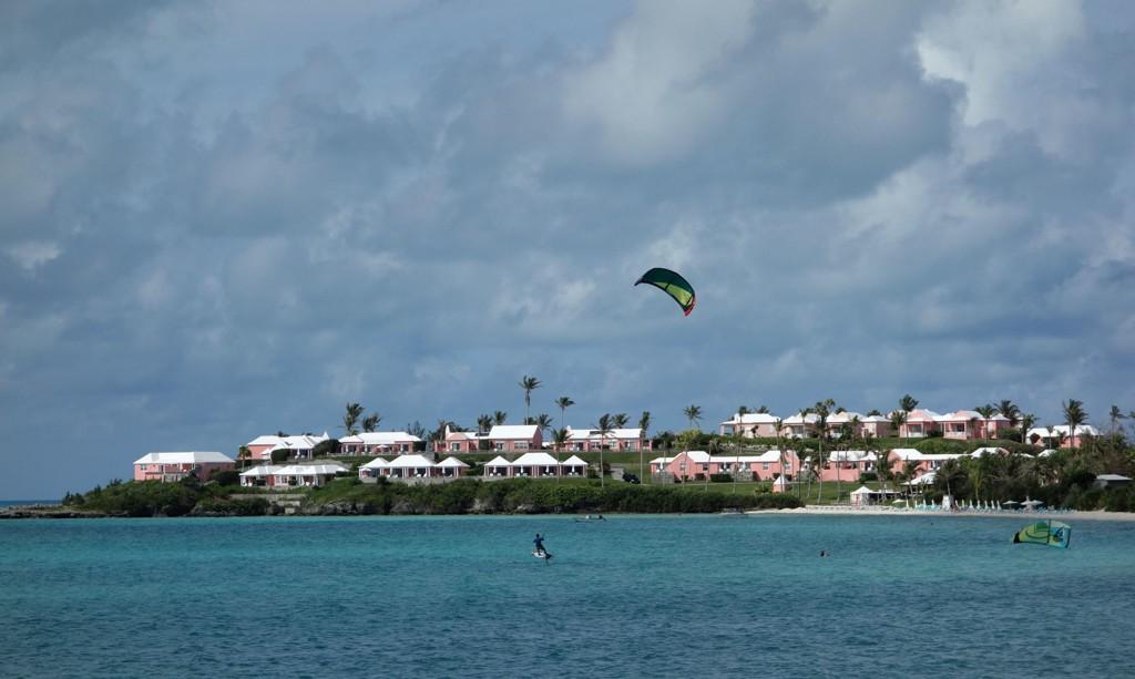 SKATTEPARADIS: Bermuda.