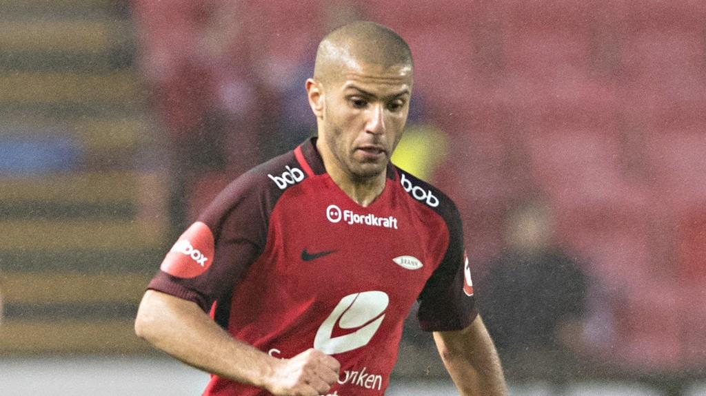 KONFLIKT: En konflikt mellom Amin Nouri og Brann skal være årsaken til at backen ikke ønsker å forlenge kontrakten med klubben.