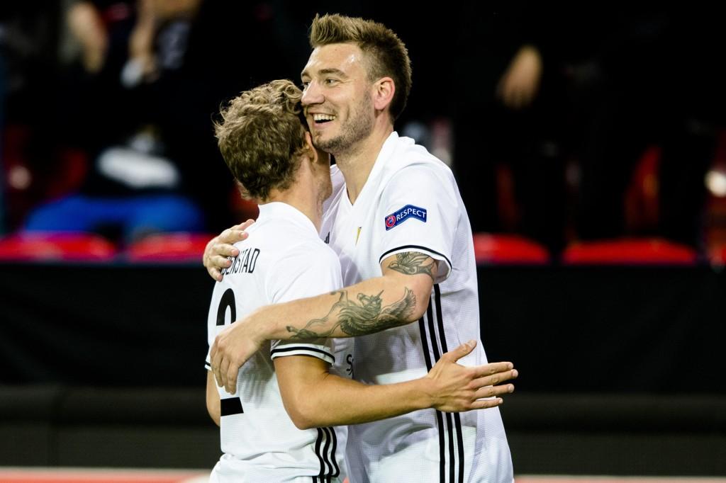 NOMINERT: Nicklas Bendtner er én av fire nominerte i kategorien «årets spiller i Eliteserien».