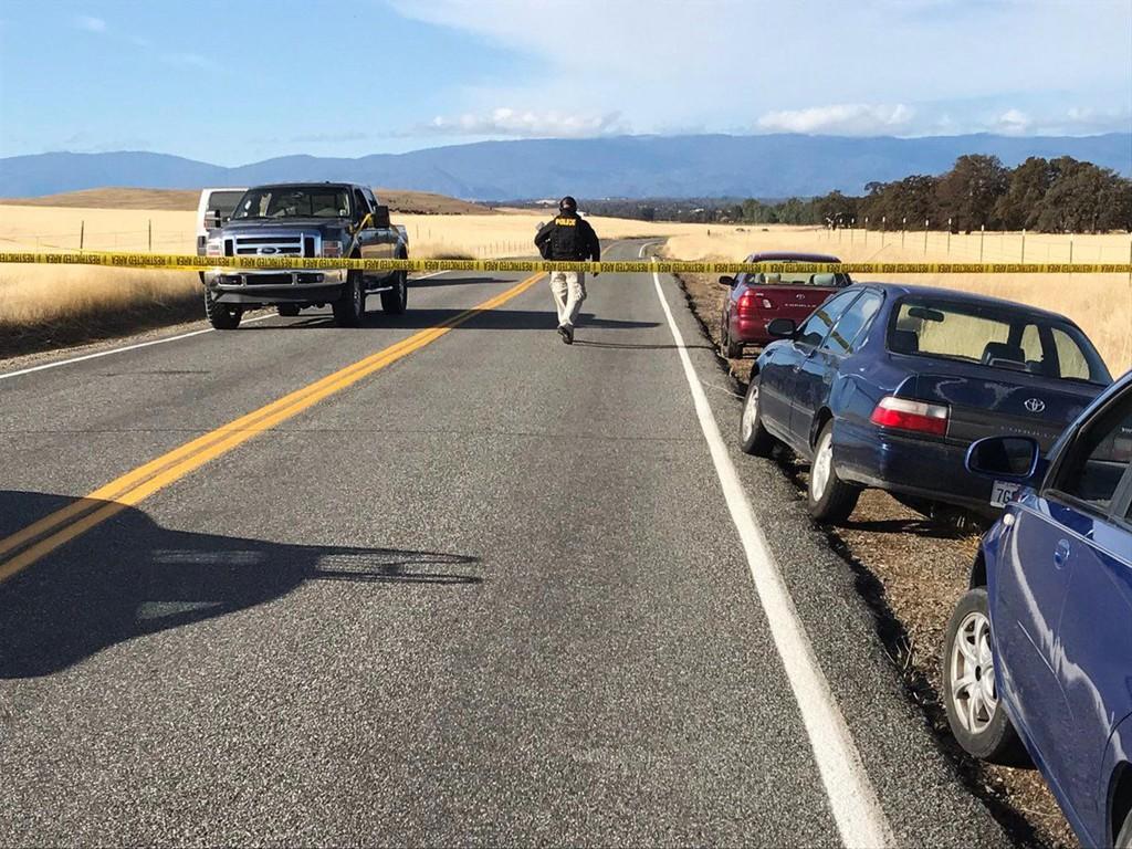 SKYTEEPISODE: Tre er drept og flere barn er skadet etter en skyteepisode ved en barneskole i Rancho Tehama i California.