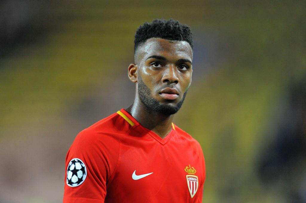 GIR OPP: Ifølge flere engelske aviser gir Arsenal opp jakten på Monaco-stjernen Thomas Lemar.
