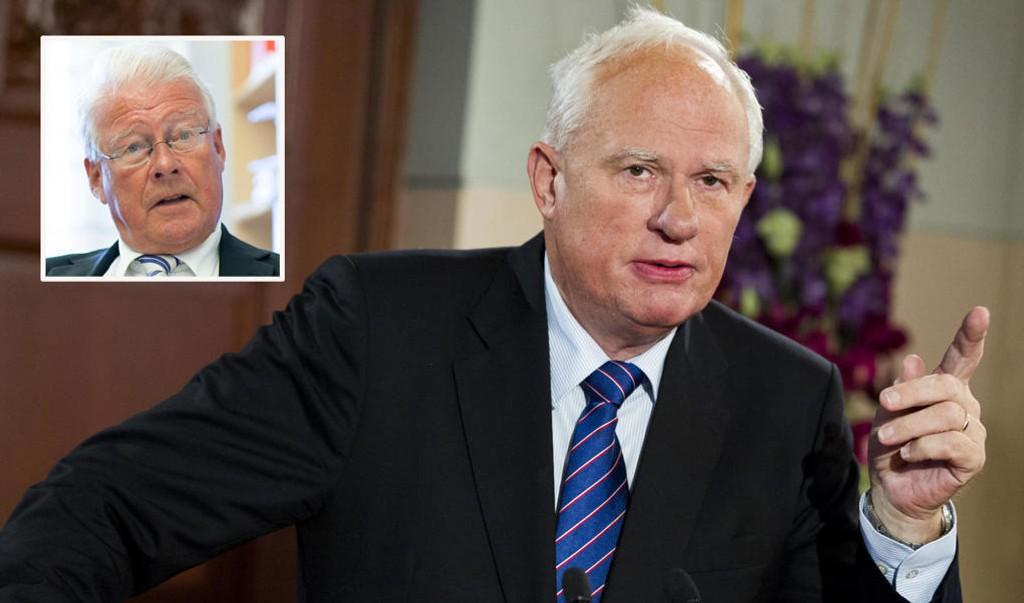 Nobel-veteranen Geir Lundestad er svært negativ til Carl I. Hagens kandidatur.