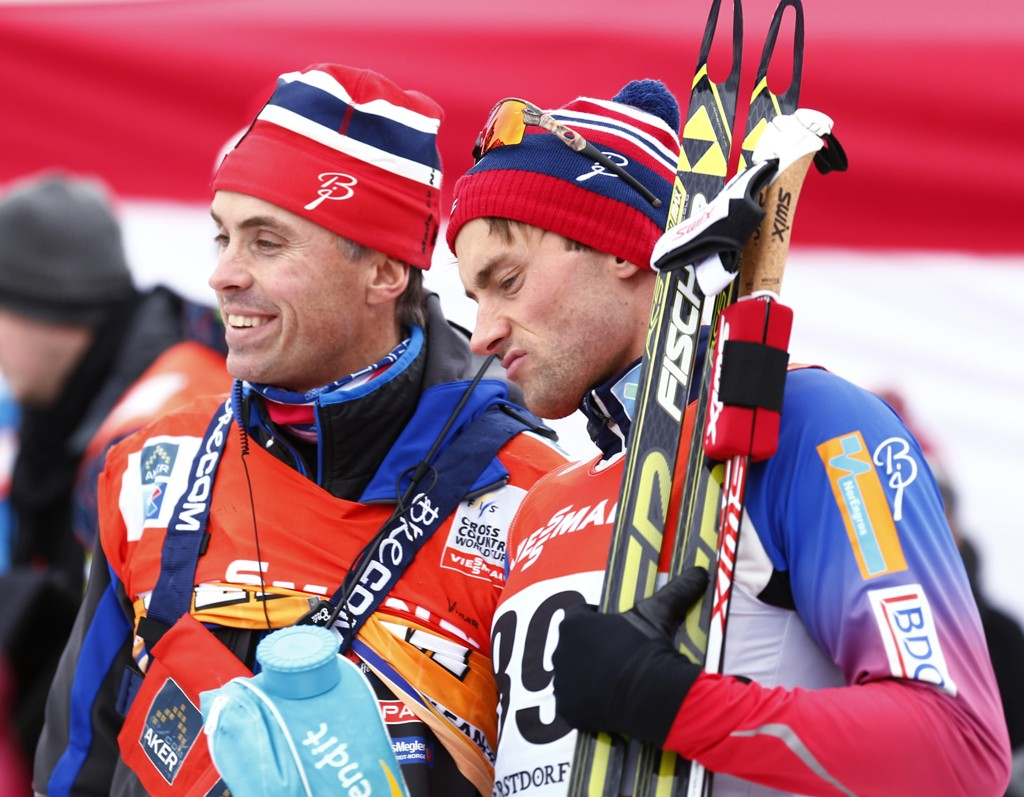 HÅP: Vidar Løfshus er klar på at Petter Northug fortsatt kan komme til å gå ankeretappen på stafetten i OL for Norge.