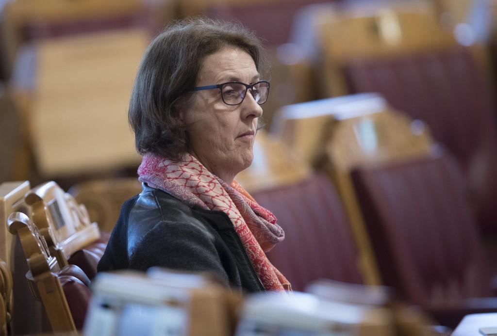 Kari Henriksen (Ap) kjemper for barne- og familiepolitikken på Stortinget.