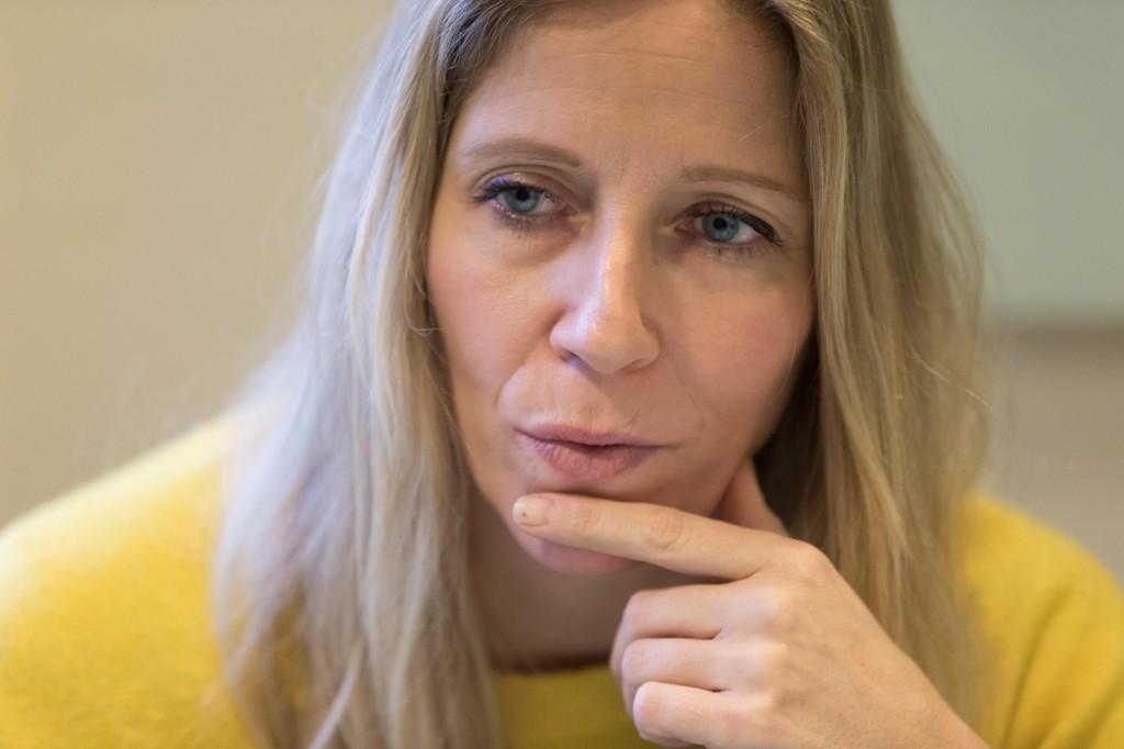 BYTTER JOBB: Nina Jensen har vært generalsekretær i WWF Verdens naturfond Norge i fem år. Nå hopper hun over til Røkke, som hun lover å «sparke i leggen» når det gjelder oljespørsmålet.