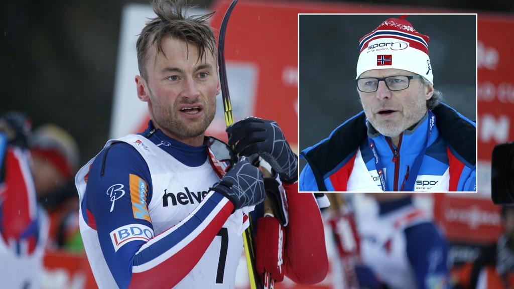 KLAR TALE: Åge Skinstad mener Petter Northug ikke bør bli tatt ut til verdenscupåpningen i finske Ruka neste helg.
