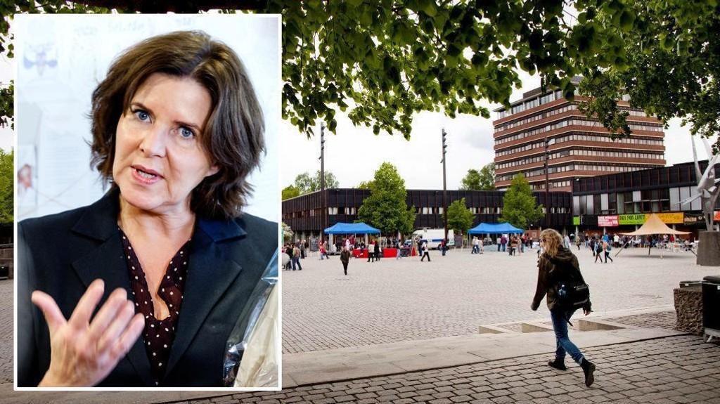 KRITIKK: Likestillings- og diskrimineringsombud Hanne Bjurstrøm gir Universitetet i Oslo kraftig kritikk.
