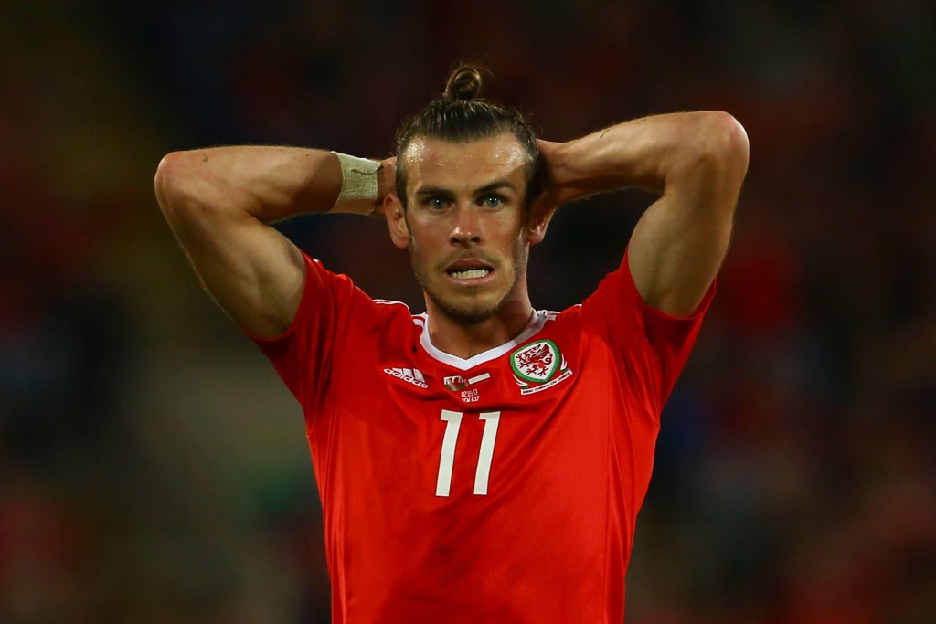 MANCHESTER UNITED: Gareth Bale kobles nok en gang til Manchester United.