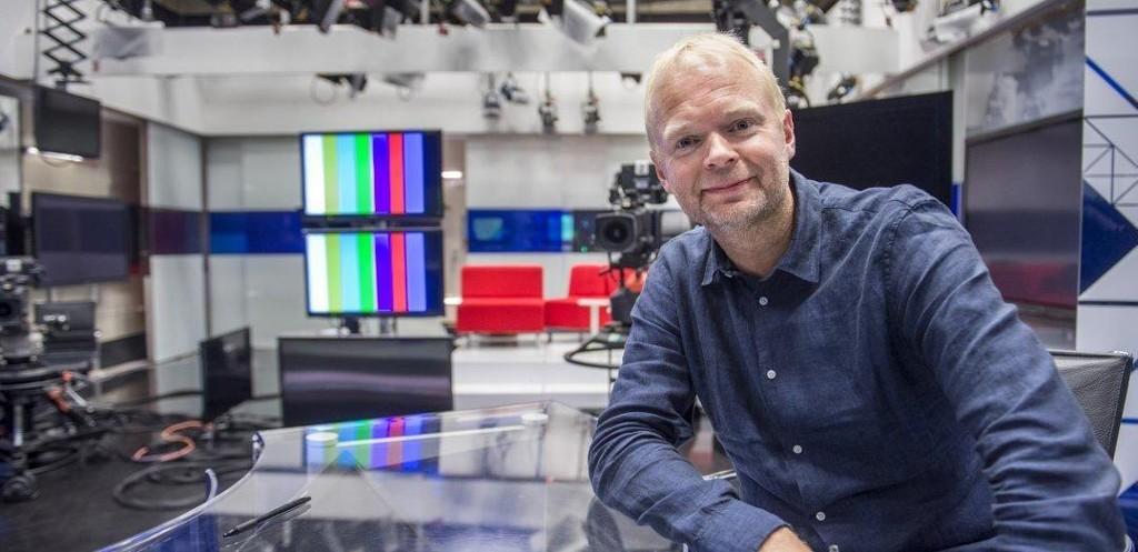 Sportsdirektør i TV 2, Vegard Jansen Hagen, er sykemeldt.