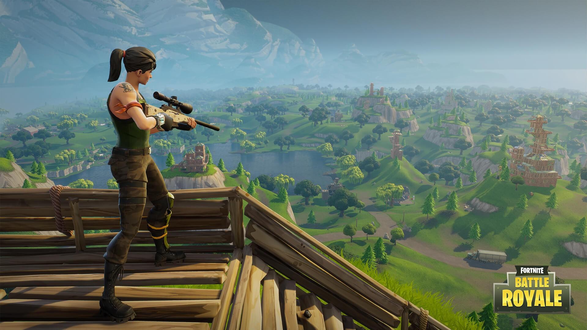 Fortnite er et spill som har fått enorm popularitet i løpet av kort tid. Nå kjemper utvikleren med nebb og klør for at juksere ikke skal ødelegge spillet.