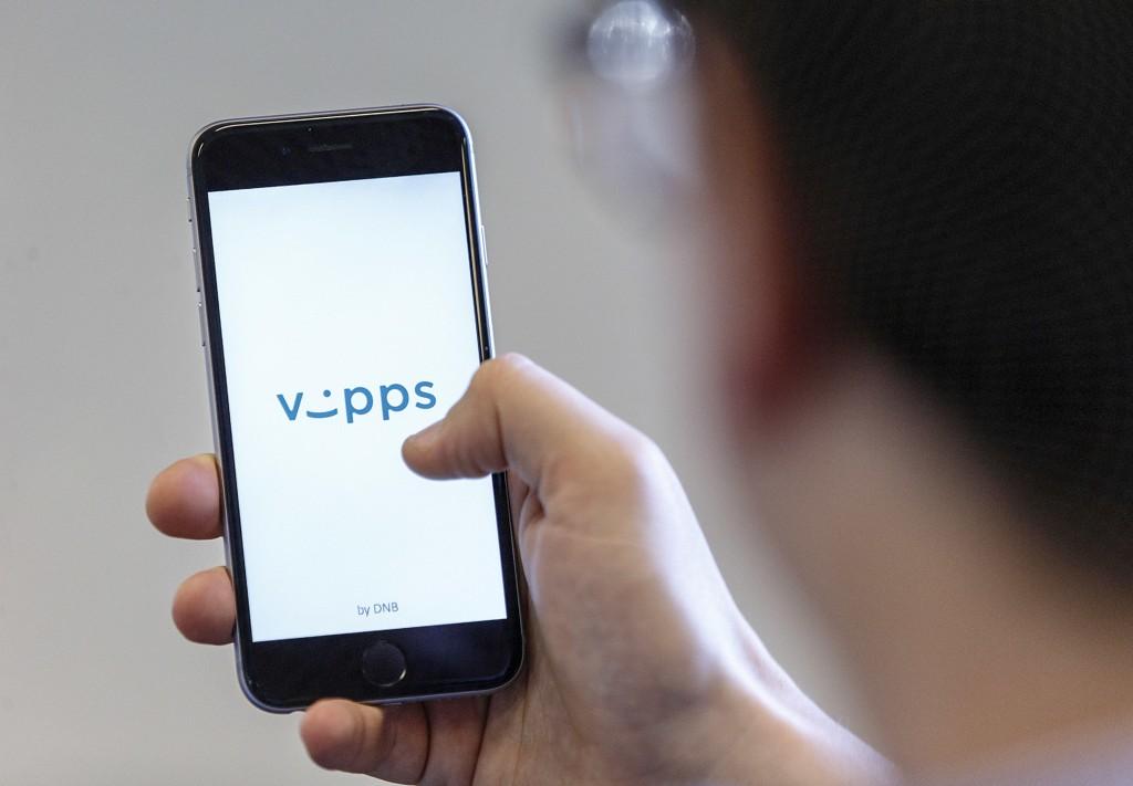 NYE LØSNINGER: DNBs Vipps ble oppgradert denne uken, som en del av at det skal tilbys tre nye Vipps-tjenester.