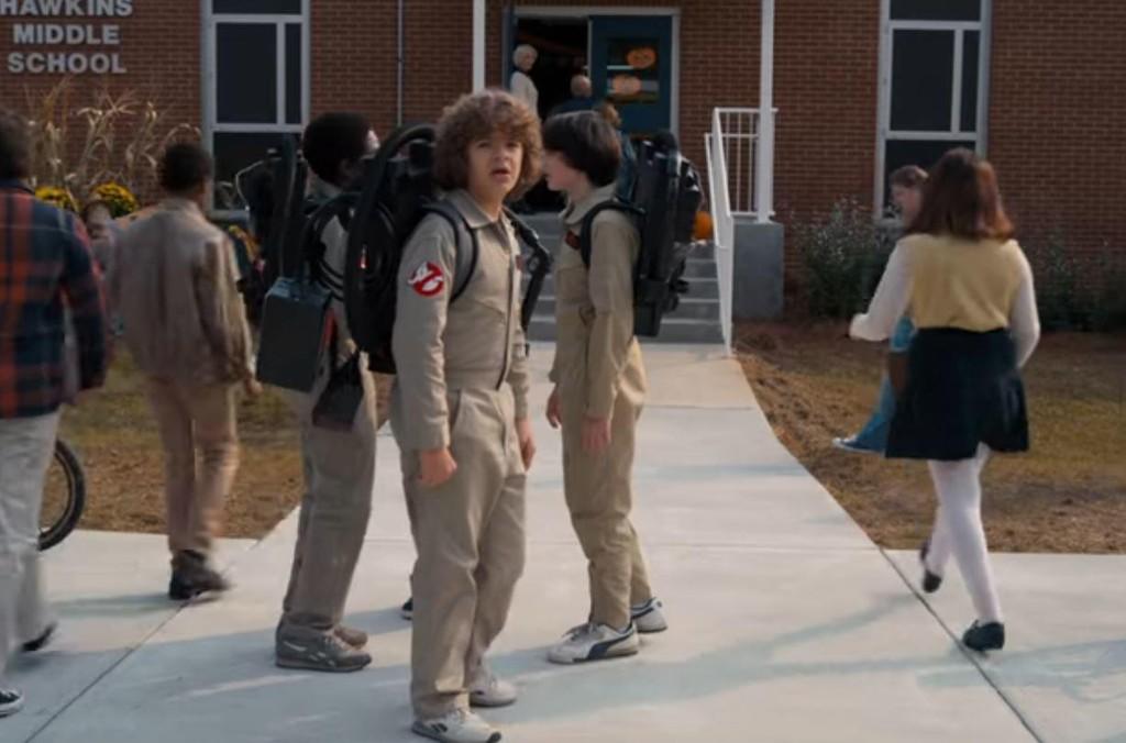 BLIR NY SESONG: Netflix bekrefter at det kommer en tredje sesong av Stranger Things. Foto: Netflix
