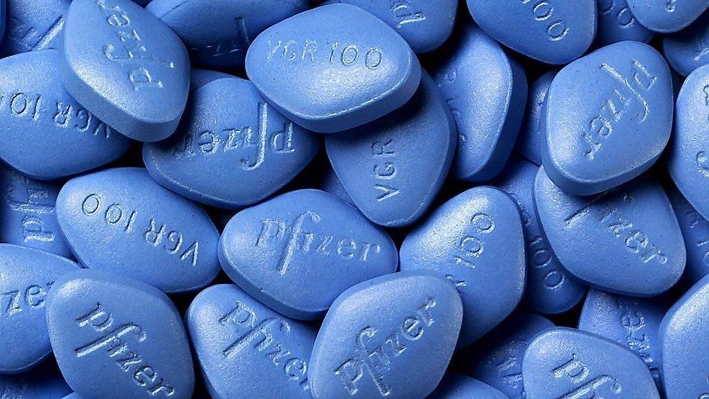 VIAGRA: Nå kan denne medisinen bli reseptfri om produsentene søker om det.