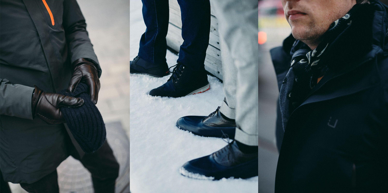 I 2000 startet William Follestad (41) sin karriere i familiebedriften som butikksjef for nye Follestad på Strømmen Storsenter. Det var startskuddet for mer trendy Follestad-butikker med større fokus på en yngre kundegruppe. William vil gi Side3-leserne eksperttips om mote denne høsten og vinteren. Nå er det tips om julegaver som står for tur. Foto: Ole Martin Halvorsen