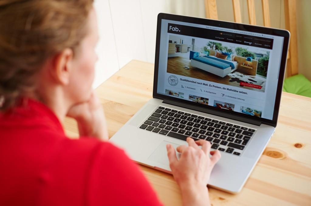 Forbrukerombudet advarer mot falske nettbutikker. Illustrasjonsfoto