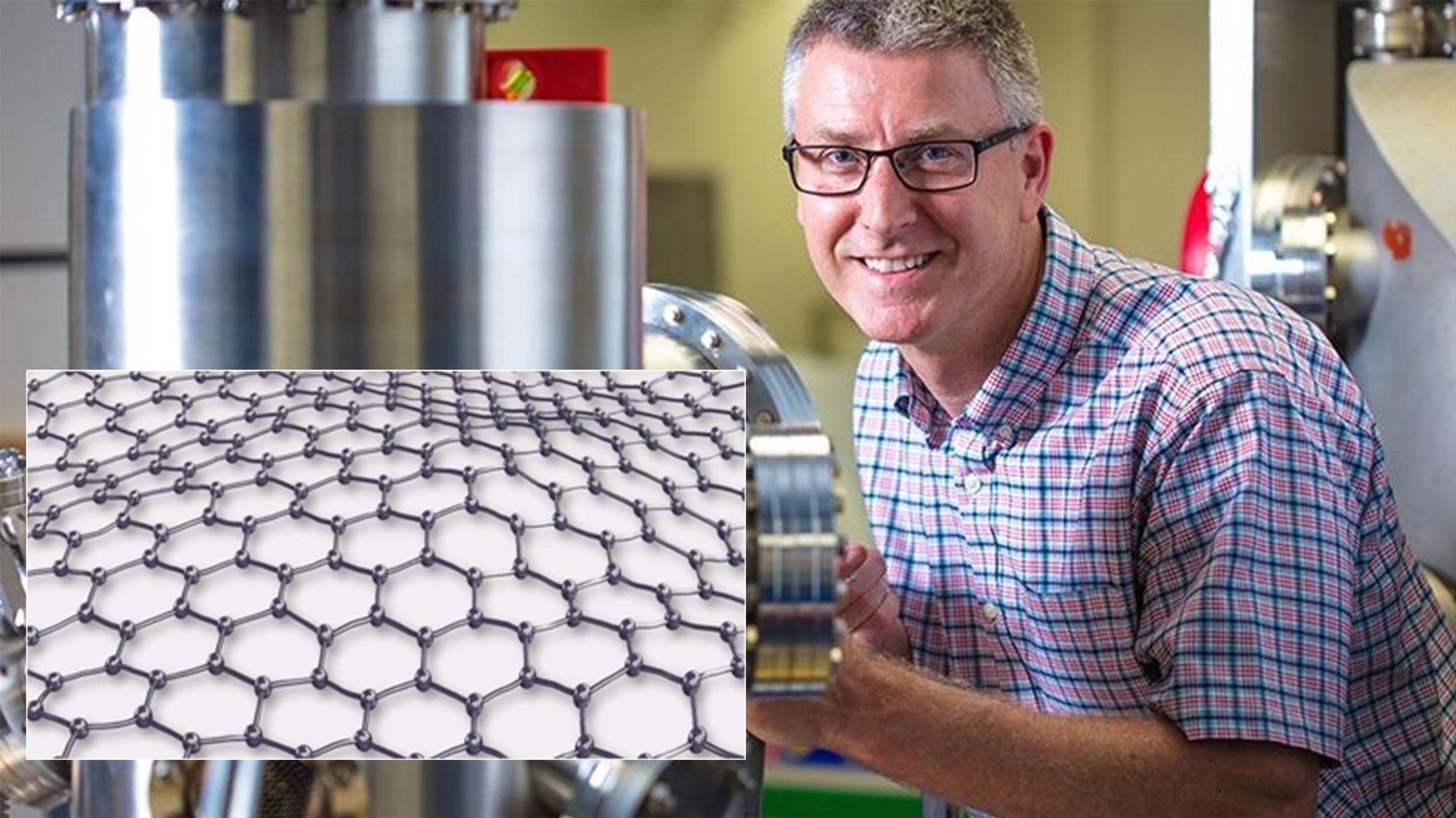 Fysikkprofessor Paul Thibado mener han kan ha oppdaget et batteri som aldri går tom for strøm.
