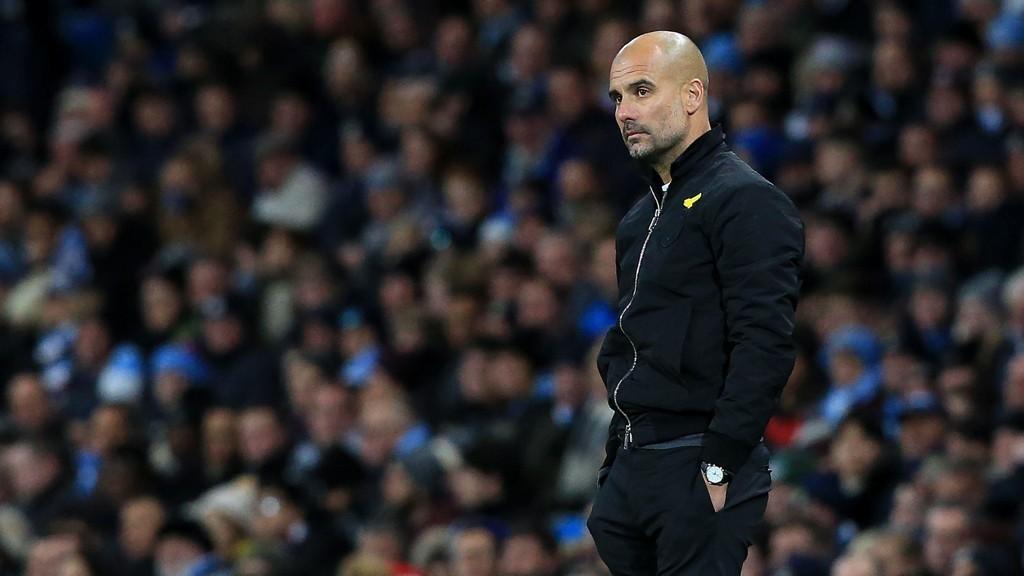 City's manager Pep Guardiola har garantert fokus på søndagens bortekamp mot Manchester United allerede nå.