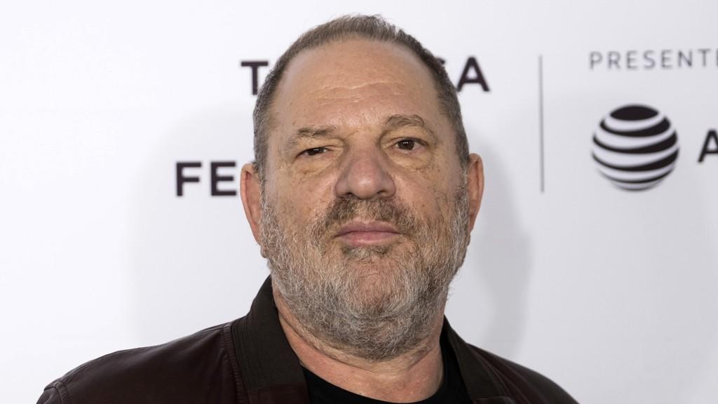 BLIR SAKSØKT: Harvey Weinstein.
