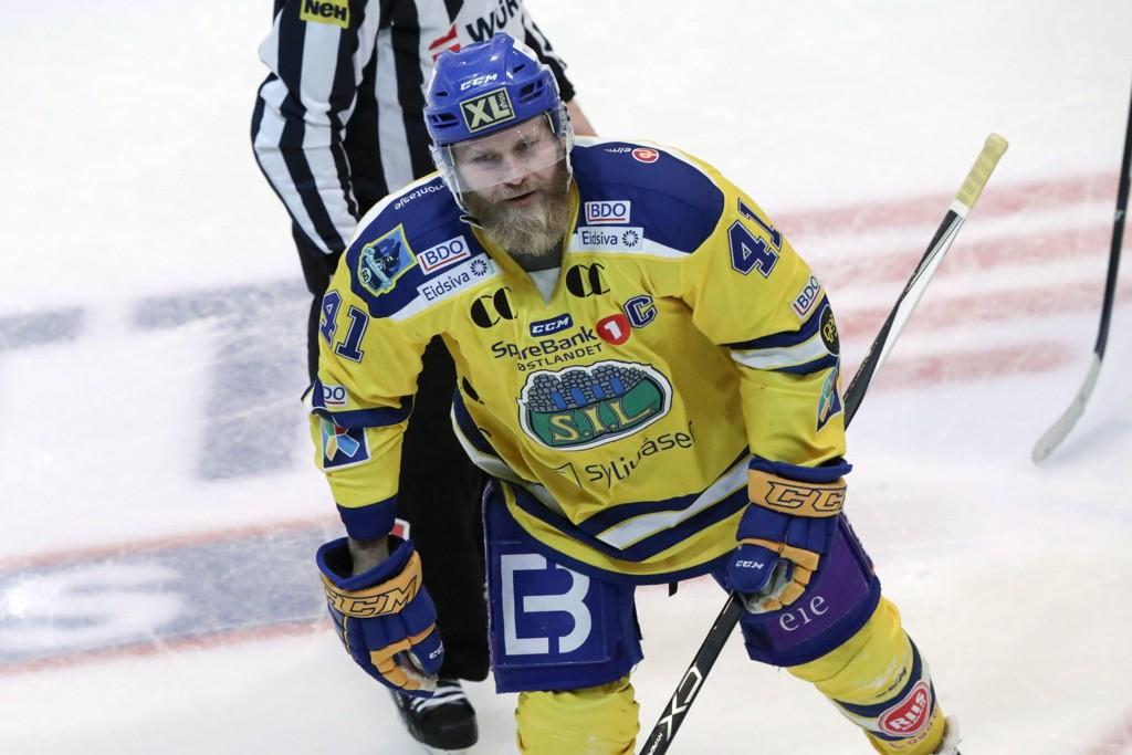 MÅLPOENG: Patrick Thoresen er tilbake i SKA St. Petersburg etter et par måneder i Storhamr-drakten. Han sto for ett målpoeng da laget hans slo Bars Kazan i KHL onsdag.