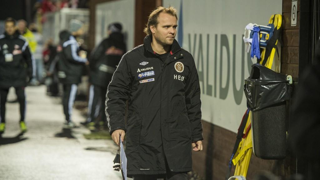 MJØNDALEN: Hans Erik Ødegaard vender tilbake til Mjøndalen.