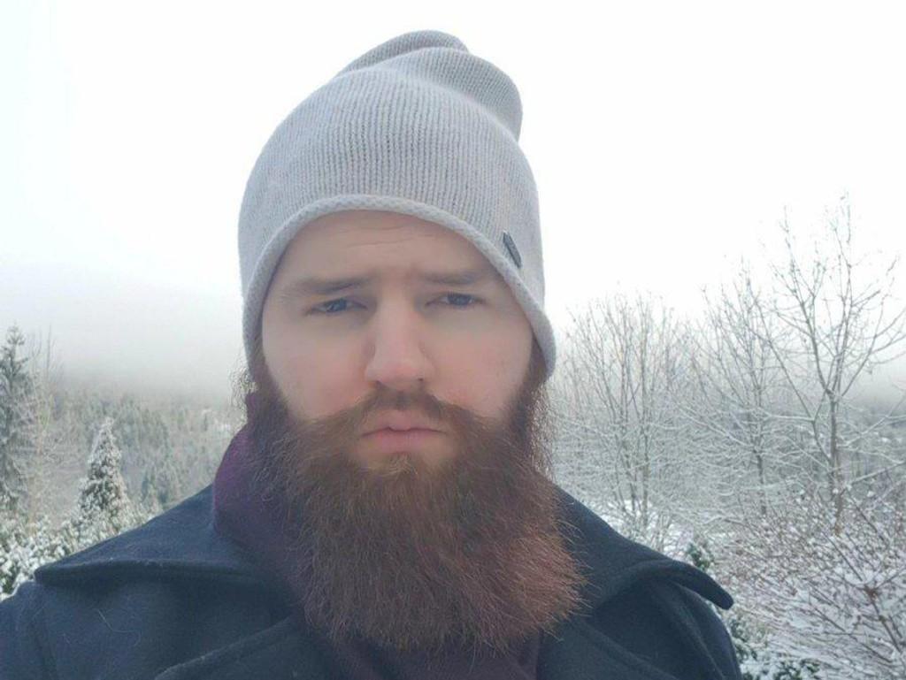 VALUTA-GRÜNDER: David Sønstebø (28) fra Kongsberg står bak kryptovalutaen Iota.