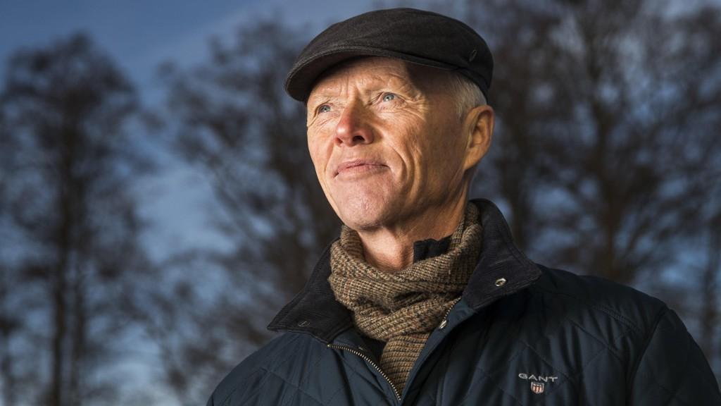 Kolbotn 20171205. Røde Kors-president Robert Mood. Foto: Håkon Mosvold Larsen / NTB scanpix