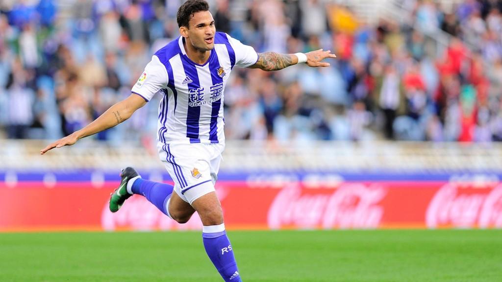 Willian Jose har hatt en flott sesong for Real Sociedad hittil.