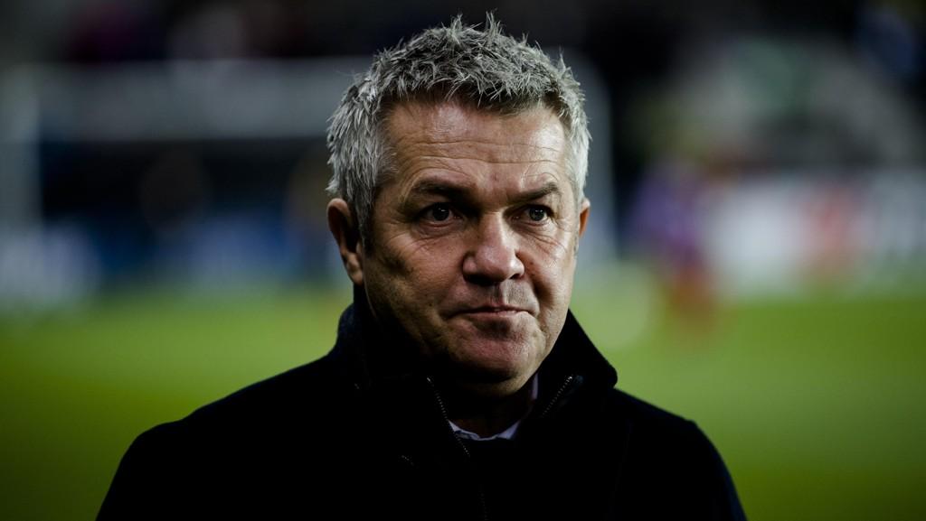 Rosenborgs trener Kåre Ingebrigtsen har en jobb å gjøre i forhold til å motivere sine spillere til kveldens betydningsløse kamp i Europa League.